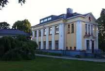 Manors and castles in Finland