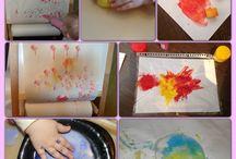 цвета / Тематические занятия Цвета + материалы для скачивания