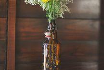 decoração afetiva com flores
