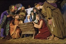 Christmas Bethlehem party / by Amanda Cox