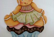 Variedades de pinturas maravilhosas! / sou apaixonada por pinturas em pano de copa e por ser iniciante estou indo bem acho que esse é meu dom ; eu amo pinturas com chaleiras e bule , frutas , cupequekes ;esta pasta pinturas esta pinturas maravilhosas que resolvi guardar aqui pra eu ver e me inspirar em uma tarde gostoso entre tecido, tintas e pinceis e muito carinho pela arte das cores e detalhes ; sei que com o tempo posso me aperfeiçoar  e chegar perto da pintura desses artista . abraços pra voce que sonha como eu.