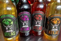 ATLAS Cider ONLINE Store / Support by rockin ATLAS Cider gear or ship a few bottles to yourself or friend