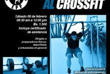 Eventos Fitness en Caracas
