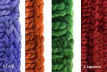 wzory do wypróbowania / wzory na drutach