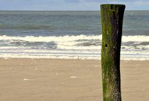 Schilderij zee / De zee