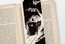 Záložky do kníh - Bookmarks / Milujeme knižné záložky. Niektoré dokážu rozprávať príbehy, iné spríjemnia čítanie, ďalšie sú originálne a netradičné...jednoducho We love bookmarks!