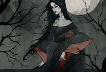 Dark ~ Nymphs,Sirens,Witches
