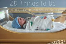Baby on board! / Baby/Pregnancy stuff / by Jennifer Borges