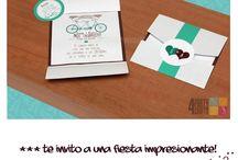 Invitaciones Boda / Ideas de invitaciones para tu boda, 100% personalizadas