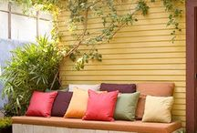 yard ideas / by Janet Clayton