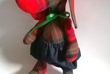Eduszka handmade / Zabawki, torby, kosmetyczki ręcznie szyte