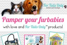 For Tails Only--IH #366 / by Jamee Read