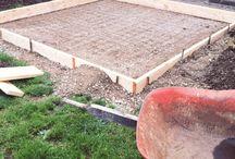 concrete slabs diy