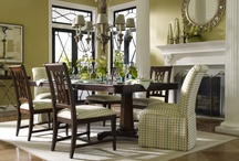 Dining Spaces / by Cindy Davidson