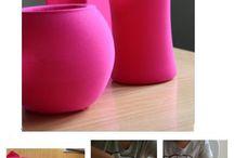 Vasos/artesanato