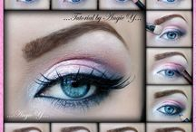 My Tutorials / Collection of my make up photo tutorial :)