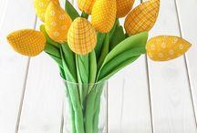 Tavasz dekoráció
