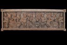 Ganesh,Lakshmi,Saraswati Wall panel