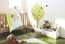 Baby/Kid Room Ideas / by Rebecca Abram