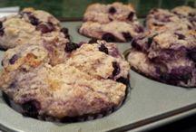 Food~GF~Muffins / Gluten Free Muffin Recipes