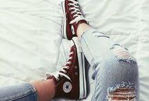converse♥♥♥