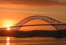 Panama puente del mundo / by Josefa Isabel Hixson
