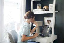 Study, wardrobe