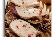 Recettes de Foie Gras hiver / Au pied des pistes ou chez soi, des idées recettes au Foie Gras et Magret !