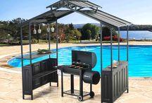 Outdoor Living - Grill Gazebos