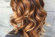 couleur marron caramel
