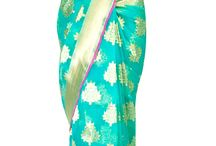 saree love / by Divyata Sohal