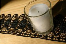 decor com velas