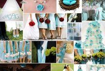 Wedding in azuro
