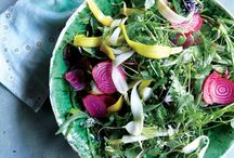 Spring into Spring! / Seasonal and bright recipes featuring our favorite spring ingredients.