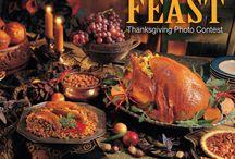 Thanksgiving Tables - Fall Feast Photo Contest / Entries for our Fall Feast Photo Contest. Vote for your favorite Thanksgiving table setting at www.Facebook.com/WoodsBros before Dec. 9, 2013.