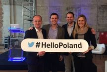 Twiter event #HelloPoland