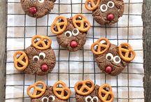 Julekaker og godterier