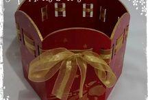 NATAL / Peças criadas para organizar, presentear e decorar o seu Natal.