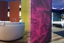 HOTEL & SPA: IL COLORE / L'importanza del colore nella progettazione di un hotel e di una SPA http://www.hoteldesign.org/gallery-eventi/a-color-life-vivere-a-colori/