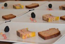La Maison du foie gras / Diverses recettes de foie gras