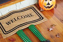 Halloween / All Hallow's eve diy decor and ideas.