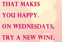 Wine Wednesday / by Saba Allred