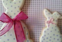 Cookies Páscoa 2014 / Cookies - Produção Páscoa