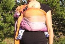 Baby wearing / by Sarah Holland