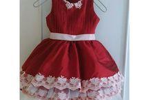 vestido para Mirelle