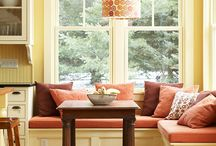Window seating / by Kimberly Gay-Jenkins