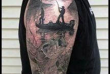 tatto fish