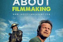 DIY Filmmaking / filmmaking, screenwriting, writers, writing, write, screenwriter, film, television, entertainment industry, Hollywood