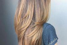 lange stufenschnitt haare