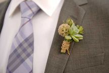 Boutonnieres and Cuff-Links